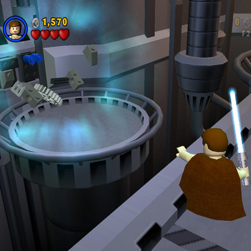 Video Games answer: LEGO STAR WARS
