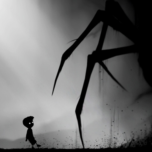 Video Games answer: LIMBO