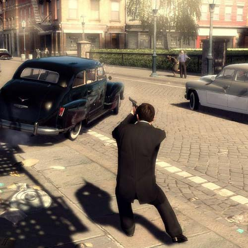 Video Games answer: MAFIA 2