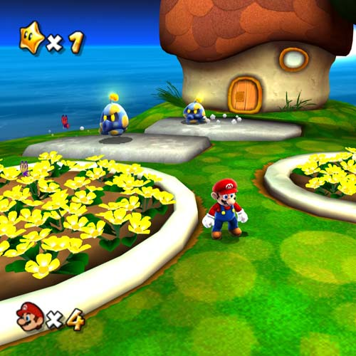 Video Games answer: MARIO GALAXY