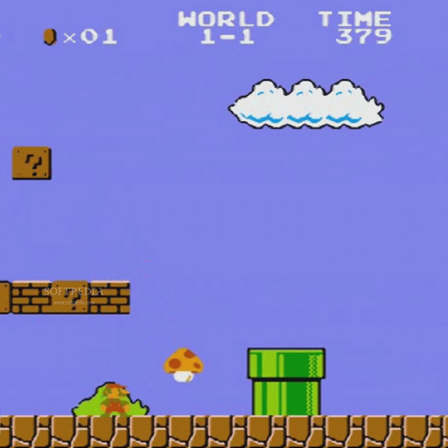 Video Games answer: SUPER MARIO BROS