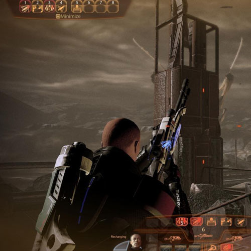 Video Games answer: MASS EFFECT