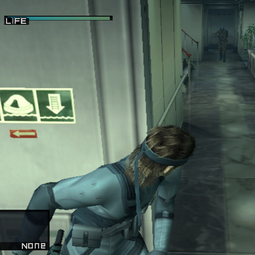 Video Games answer: METAL GEAR SOLID