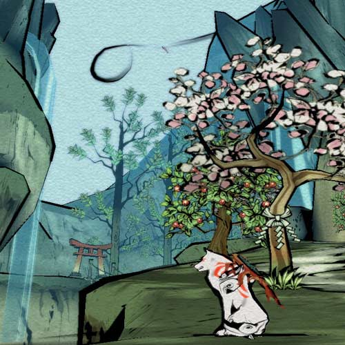 Video Games answer: OKAMI