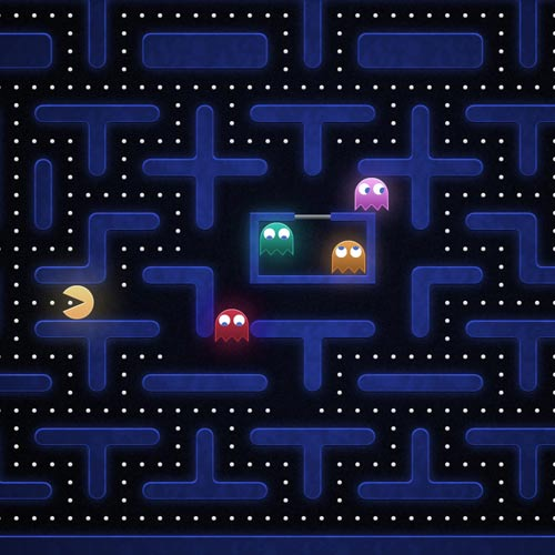 Video Games answer: PAC-MAN