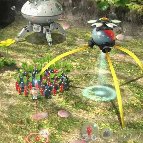 Video Games answer: PIKMIN