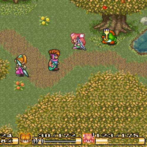 Video Games answer: SECRET OF MANA