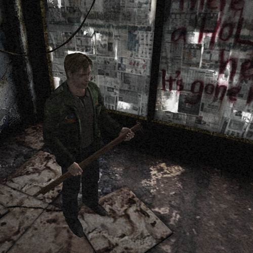 Video Games answer: SILENT HILL 2