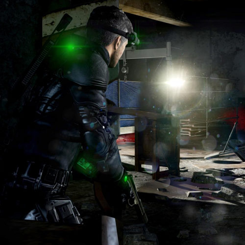 Video Games answer: SPLINTER CELL