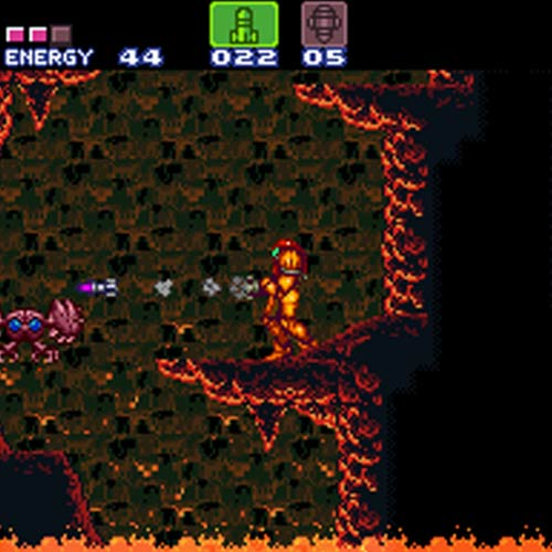 Video Games answer: SUPER METROID