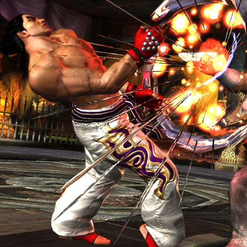 Video Games answer: TEKKEN