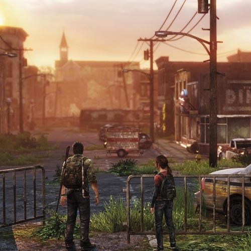 Video Games answer: THE LAST OF US