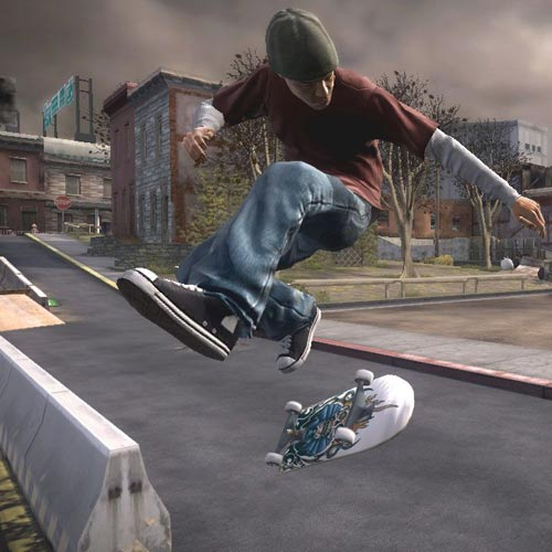 Video Games answer: TONY HAWKS