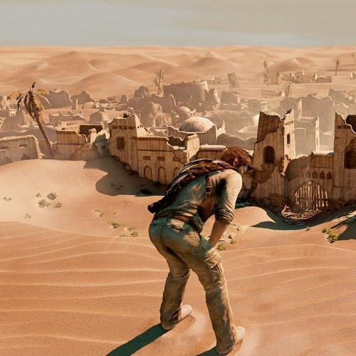 Video Games answer: UNCHARTED 3