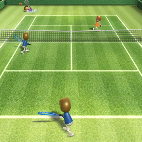 Video Games answer: WII SPORTS