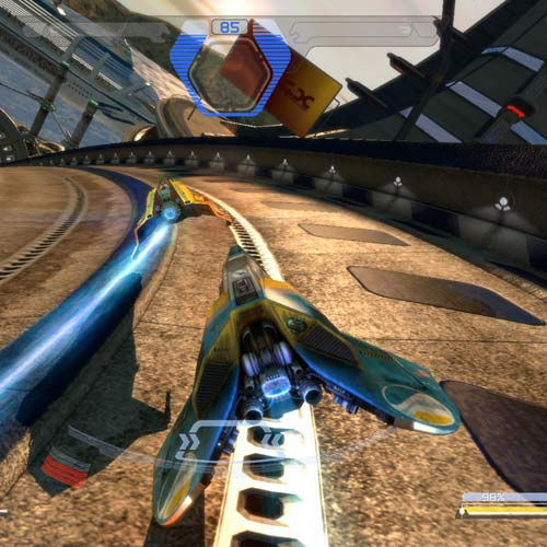 Video Games answer: WIPEOUT