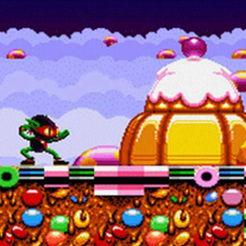 Video Games answer: ZOOL
