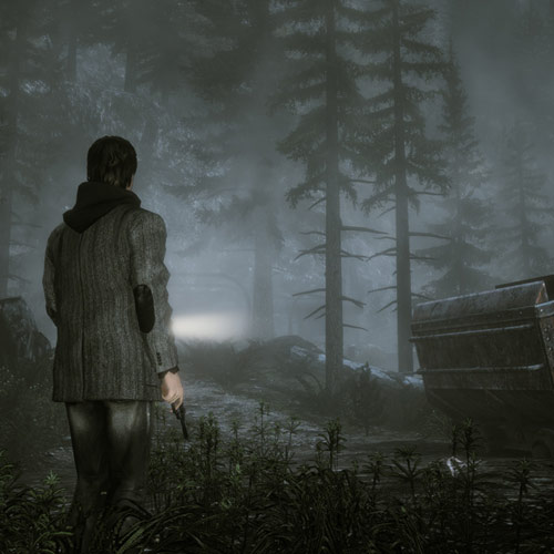 Video Games 2 answer: ALAN WAKE