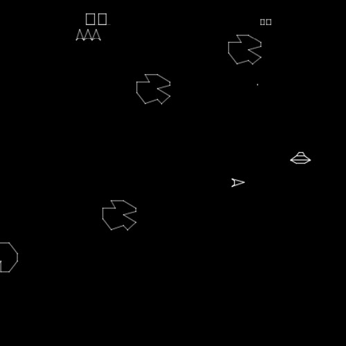 Video Games 2 answer: ASTEROIDS
