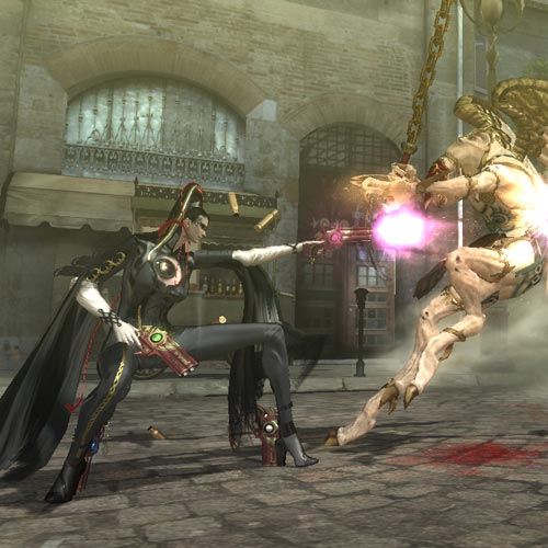 Video Games 2 answer: BAYONETTA
