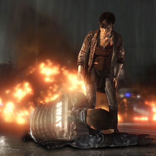 Video Games 2 answer: BEYOND TWO SOULS