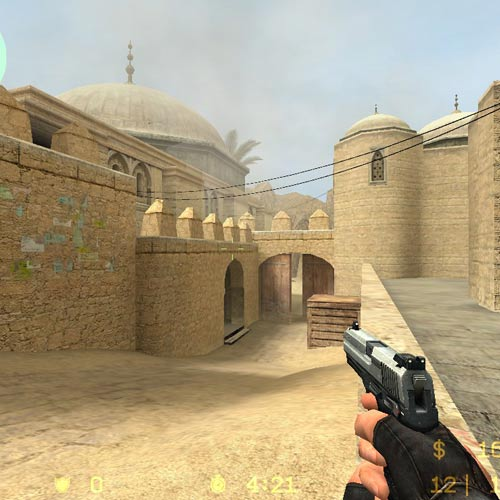 Video Games 2 answer: COUNTER STRIKE