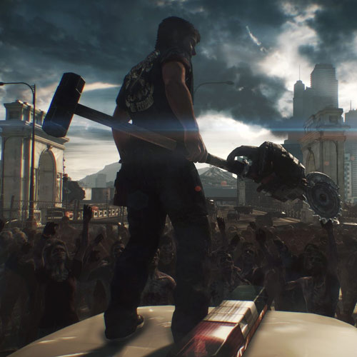 Video Games 2 answer: DEAD RISING 3