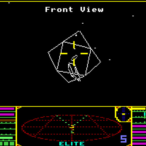 Video Games 2 answer: ELITE
