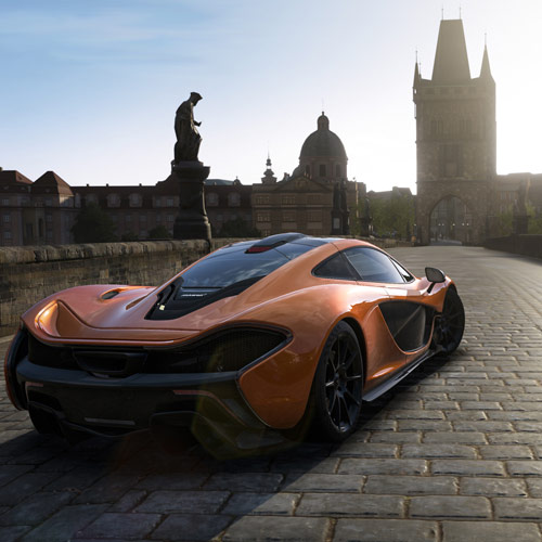 Video Games 2 answer: FORZA 5