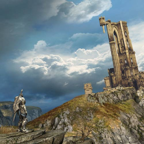 Video Games 2 answer: INFINITY BLADE