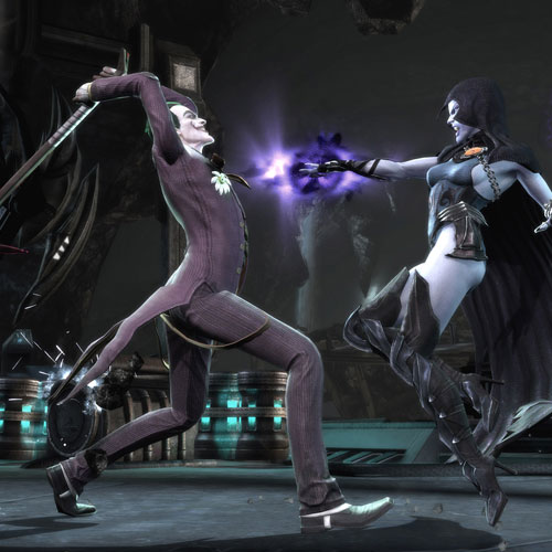 Video Games 2 answer: INJUSTICE