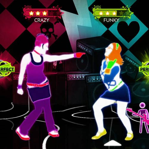 Video Games 2 answer: JUST DANCE