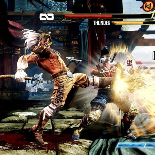 Video Games 2 answer: KILLER INSTINCT
