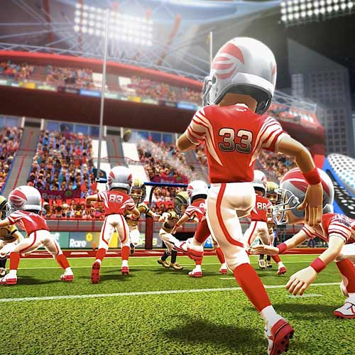 Video Games 2 answer: KINECT SPORTS
