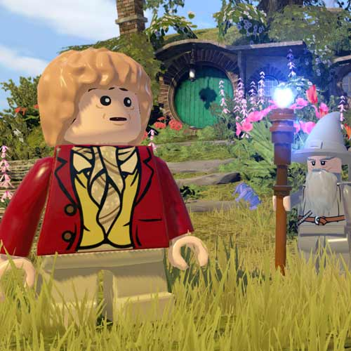 Video Games 2 answer: LEGO THE HOBBIT