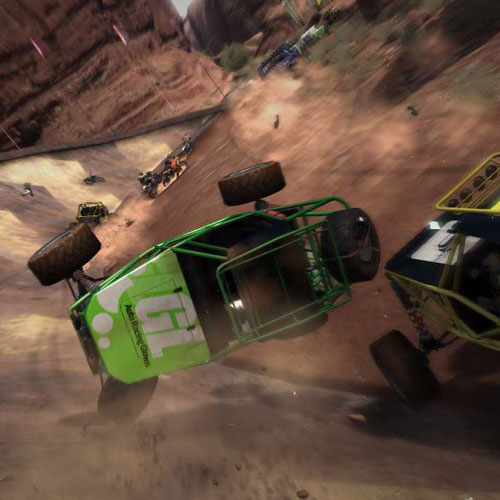 Video Games 2 answer: MOTORSTORM