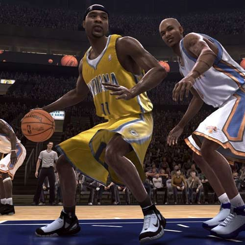 Video Games 2 answer: NBA LIVE