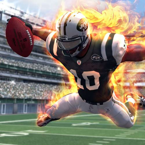 Video Games 2 answer: NFL BLITZ