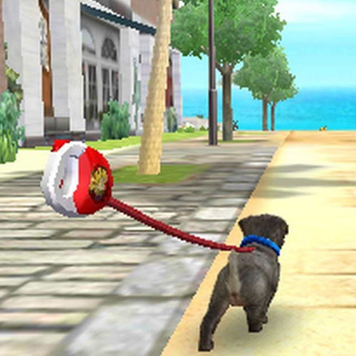 Video Games 2 answer: NINTENDOGS