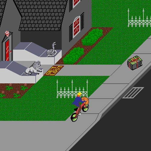 Video Games 2 answer: PAPERBOY