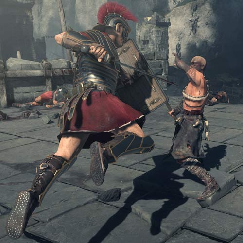 Video Games 2 answer: RYSE SON OF ROME