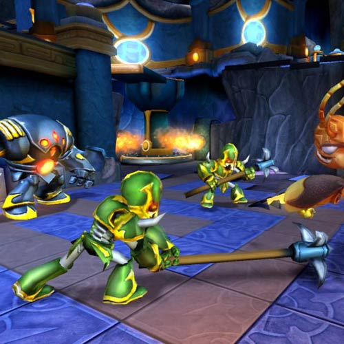 Video Games 2 answer: SKYLANDERS