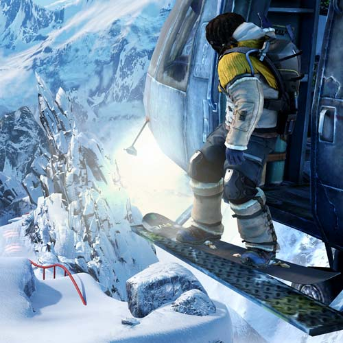 Video Games 2 answer: SSX