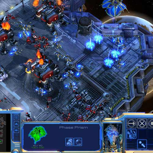 Video Games 2 answer: STARCRAFT 2