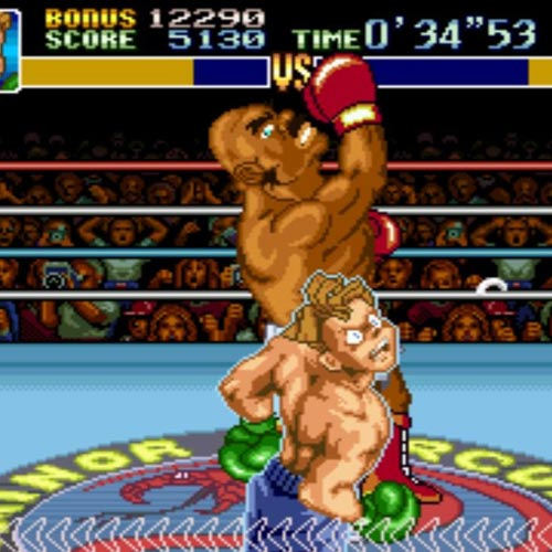 Video Games 2 answer: SUPER PUNCH-OUT
