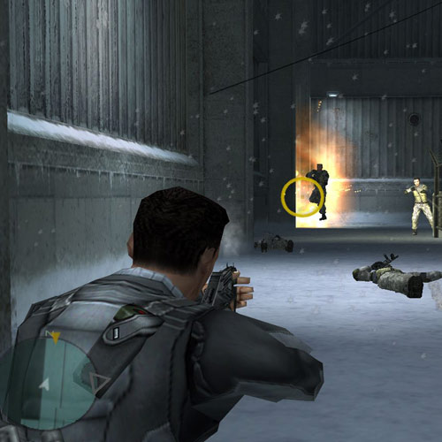 Video Games 2 answer: SYPHON FILTER