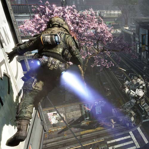 Video Games 2 answer: TITANFALL