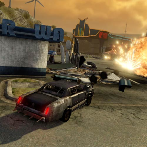 Video Games 2 answer: TWISTED METAL
