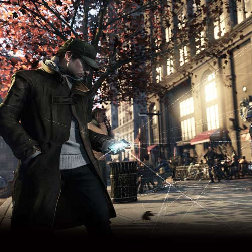 Video Games 2 answer: WATCHDOGS