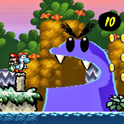 Video Games 2 answer: YOSHIS ISLAND